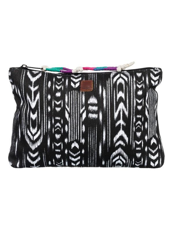0 Glistening - Printed Cosmetic Bag  ARJAA03110 Roxy