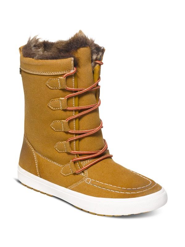 0 Porter Lace-Up Boots  ARJB400003 Roxy