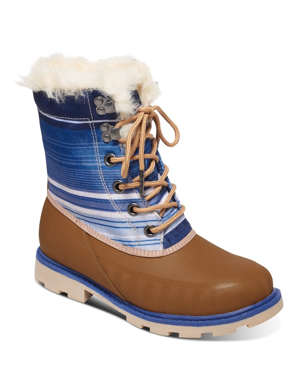 0 Himalaya - Snow Boots Blue ARJB500007 Roxy