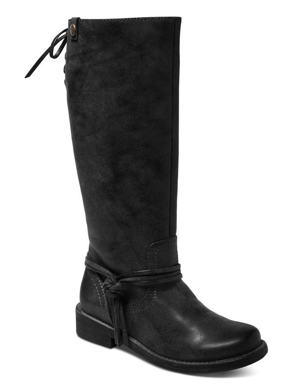 0 Rider Knee-High Boots  ARJB700233 Roxy
