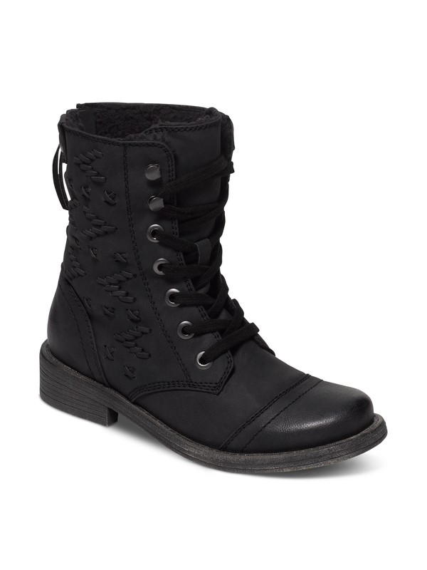 0 Croswell Lace-Up Boots  ARJB700266 Roxy