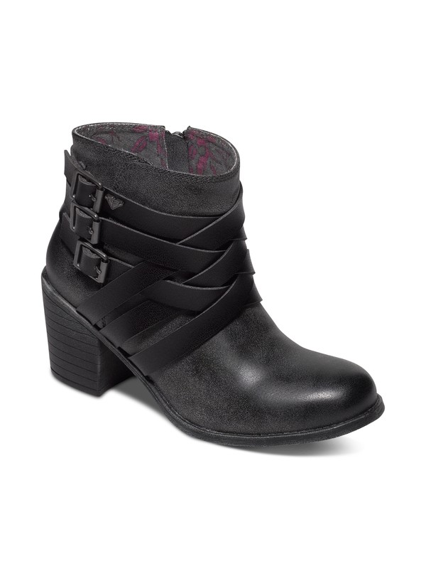 0 Zion Heeled Ankle Boots  ARJB700308 Roxy