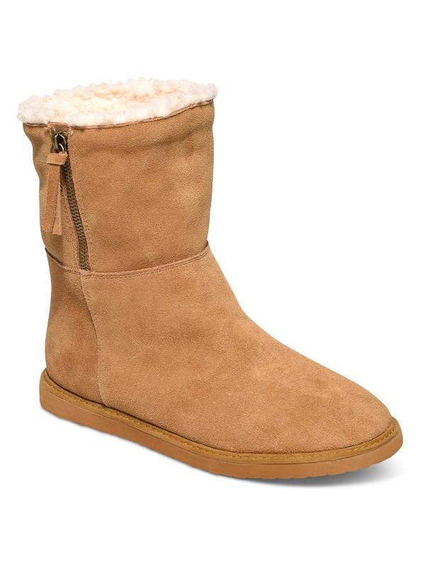 0 Jocelyn - Suede Boots  ARJB700345 Roxy