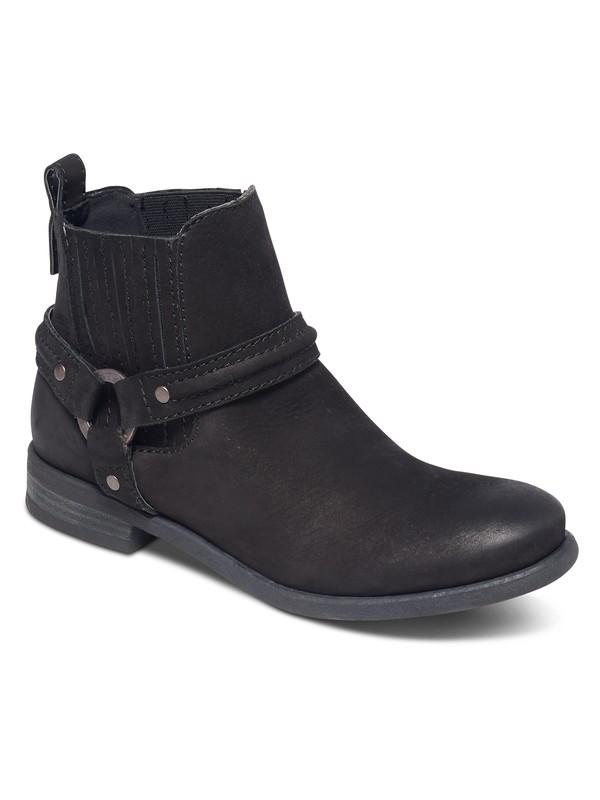 0 Axle - Biker Ankle Boots Black ARJB700374 DC Shoes