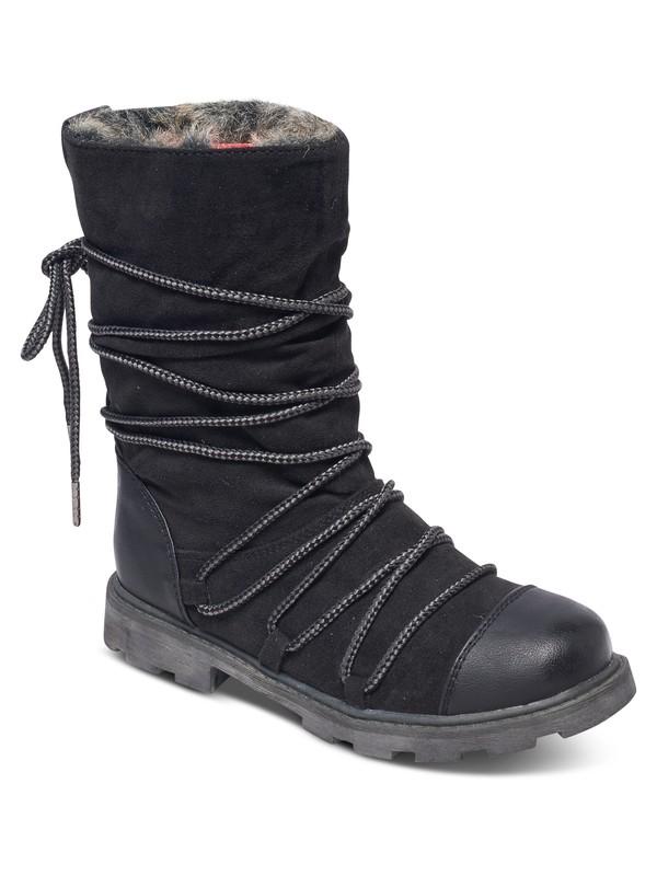 0 Isla Snow Boots Black ARJB700375 Roxy