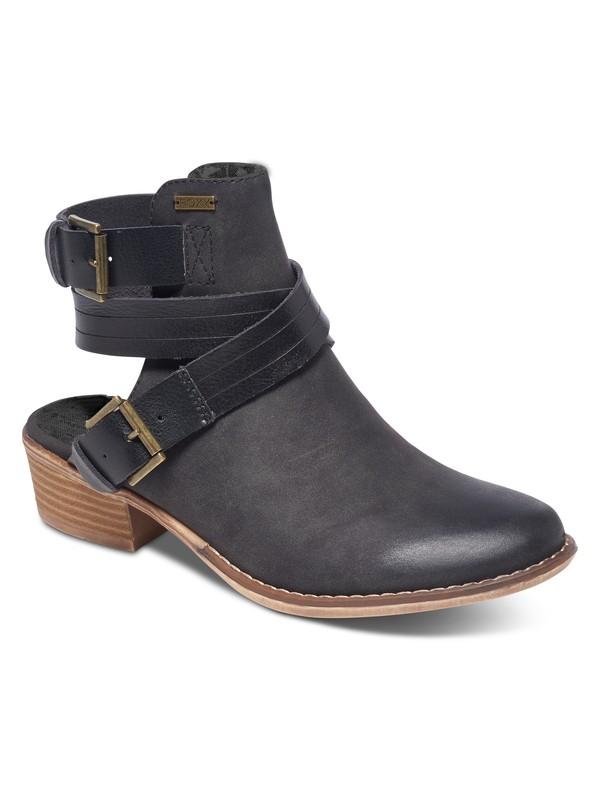 0 Prescott Backless Ankle Boots  ARJB700404 Roxy