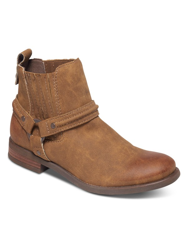 0 Geary Ankle Boots Brown ARJB700405 Roxy