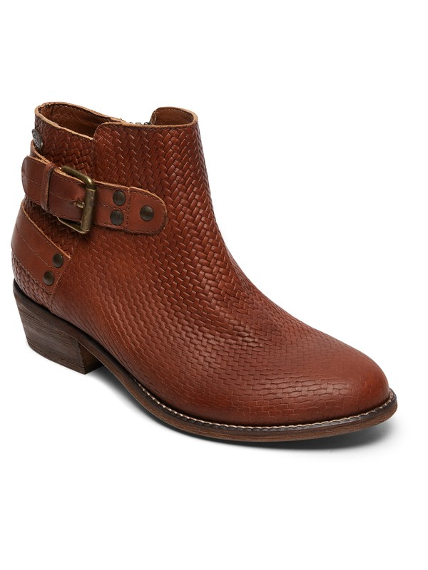 0 Ramos - Bottines Marron ARJB700552 Roxy