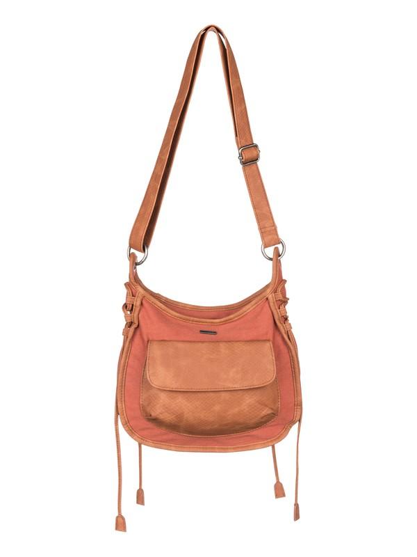 0 Explorer - Canvas Shoulder Bag  ARJBA03017 Roxy