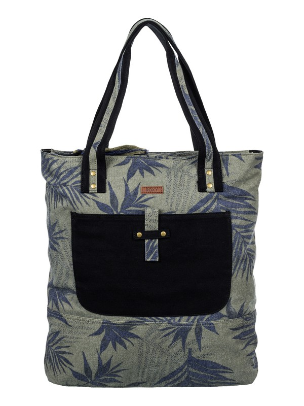 0 Day Sailor - Bedruckter Canvas Shopper  ARJBA03043 Roxy