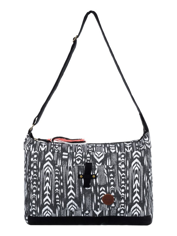0 Over The Sand - Canvas Messenger Bag  ARJBA03044 Roxy