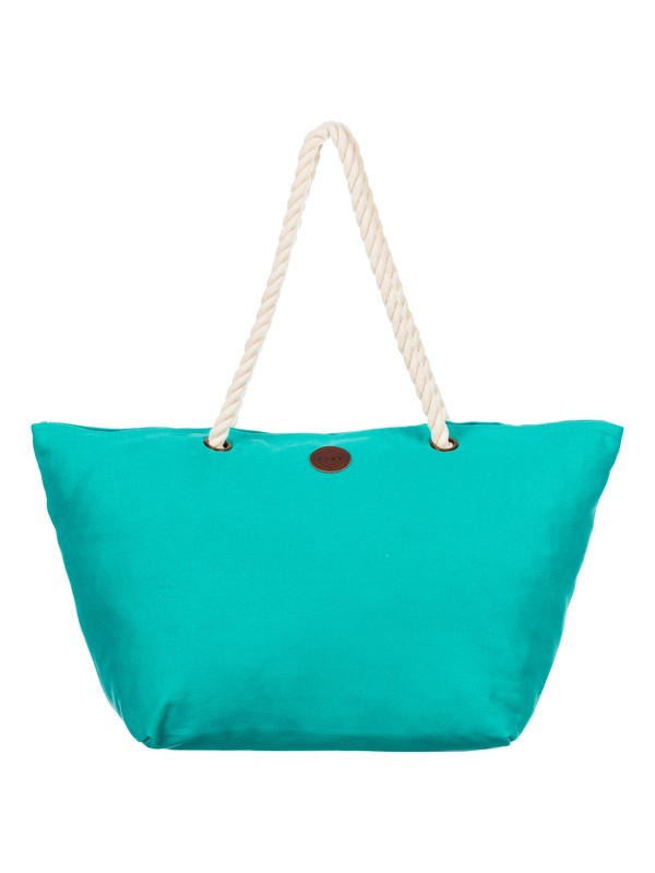 0 Wave Ride - Canvas Tote  ARJBA03049 Roxy