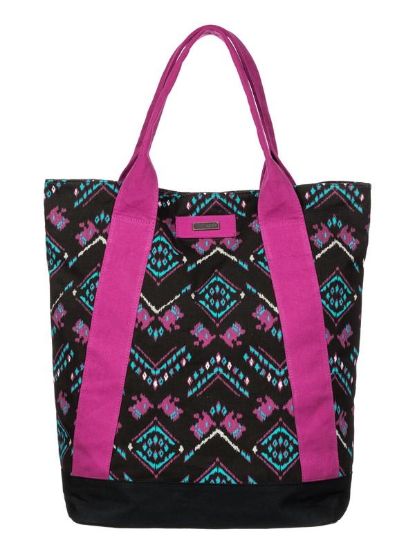 0 Tropical Breeze Beach Tote Bag  ARJBA03054 Roxy