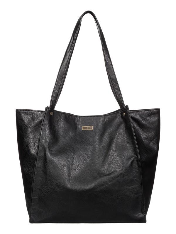 0 Hold Please Tote Bag  ARJBA03077 Roxy