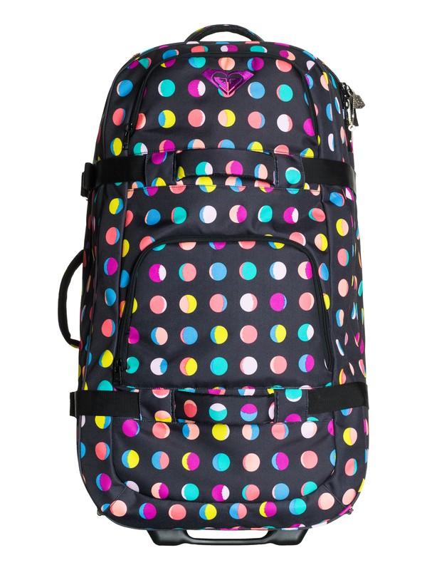 0 Long Haul Travel Bag  ARJBL00007 Roxy