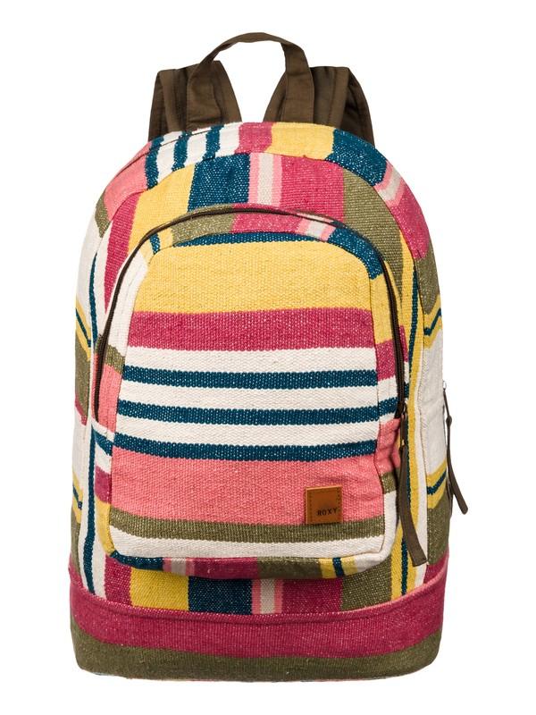 0 Keeper Backpack Pink ARJBP03022 Roxy