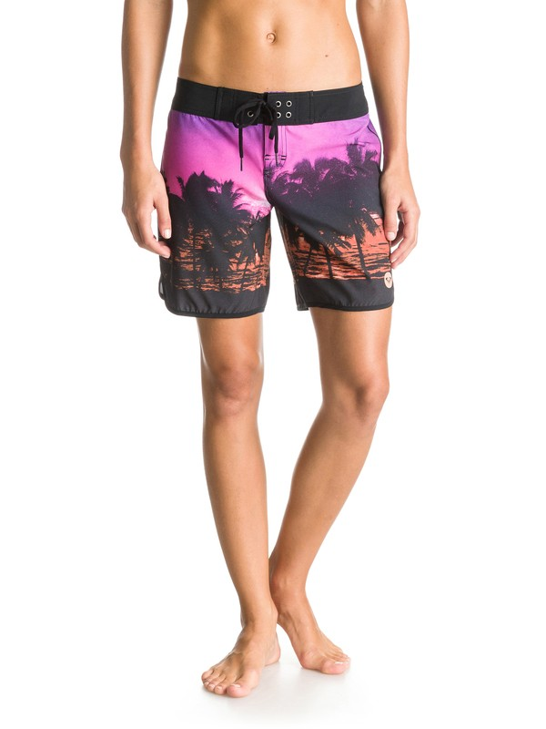 0 MIDNIGHT SWIM 7 BOARDSHORT  ARJBS03046 Roxy