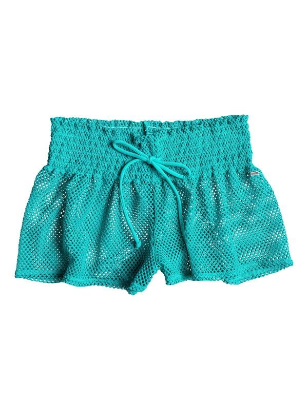 """0 Festival Fun Crochet 2"""" Boardshorts  ARJBS03067 Roxy"""