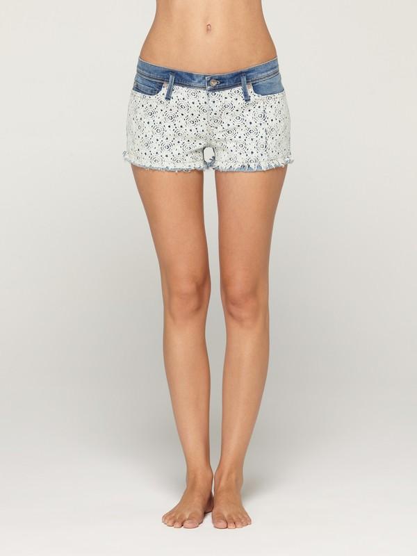 0 Doily Dukes Jean Shorts  ARJDS00007 Roxy