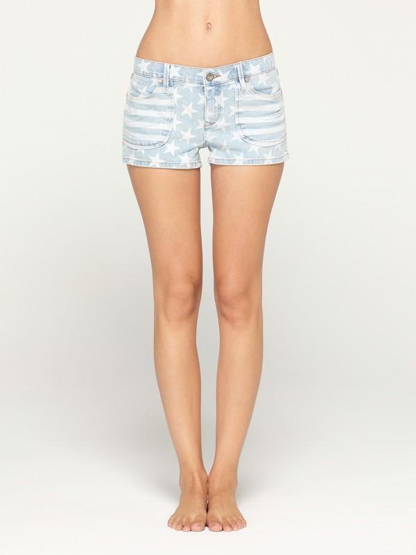 0 Rollers Short Jean Shorts  ARJDS00009 Roxy