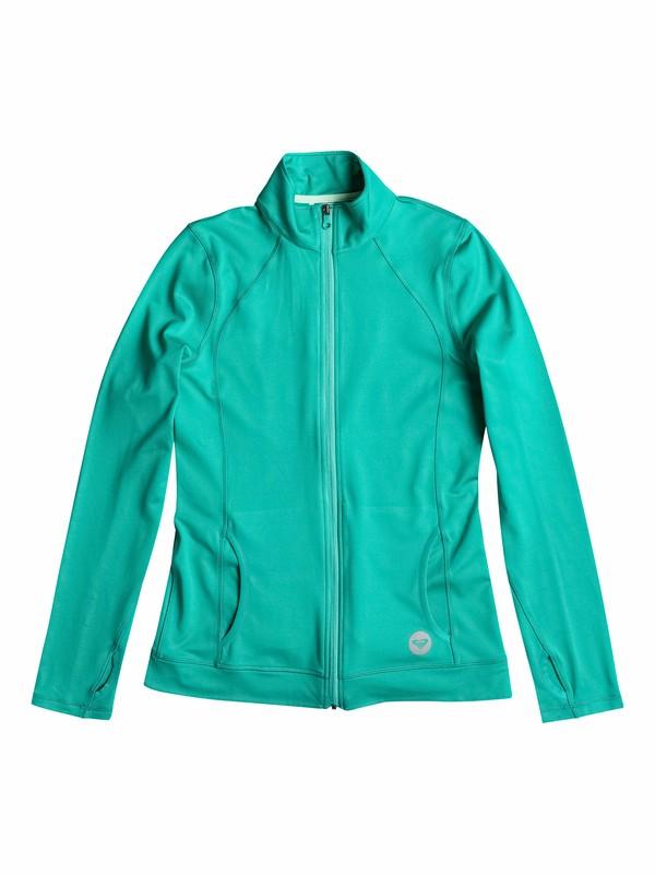 0 Get It - Langärmelige Zip-Jacke  ARJFT03133 Roxy