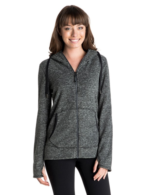 0 Tranquility - Zip Front Jacket  ARJFT03134 Roxy