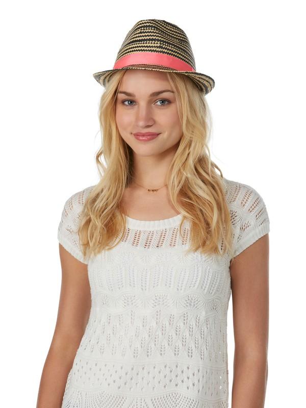 0 Heat Wave Hat Black ARJHA00029 Roxy