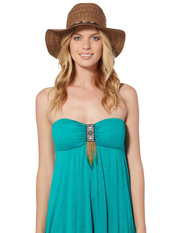 0 Breezy Straw Hat  ARJHA00036 Roxy