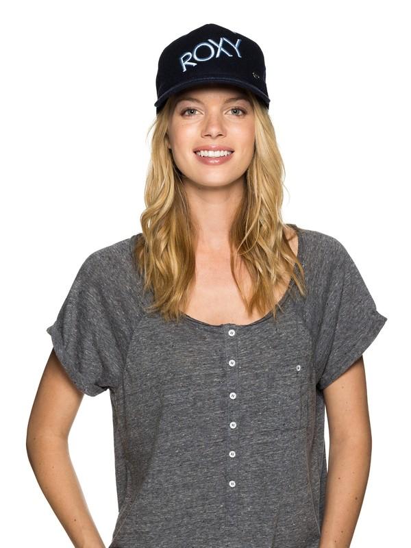 0 Game Changer Hat  ARJHA03030 Roxy