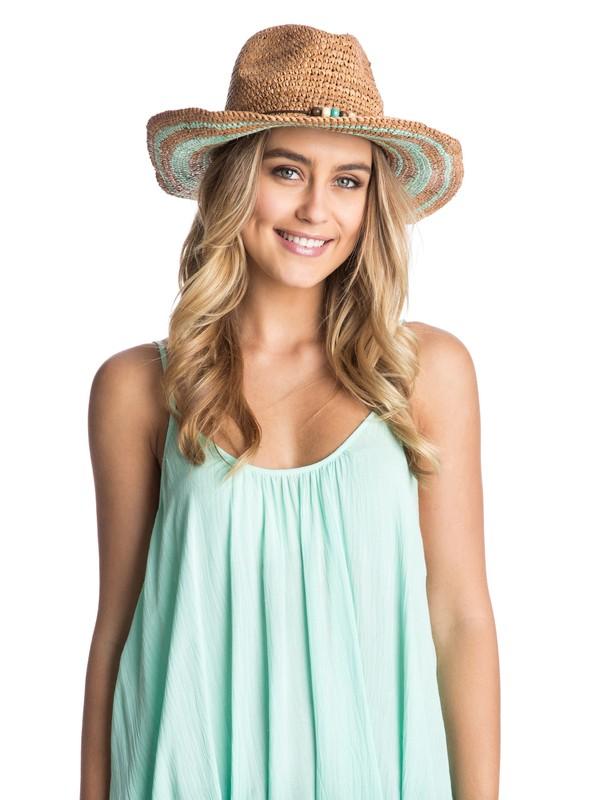 0 Cantina Straw Hat  ARJHA03075 Roxy