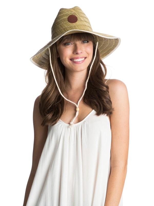 0 Tomboy Staw Hat  ARJHA03077 Roxy