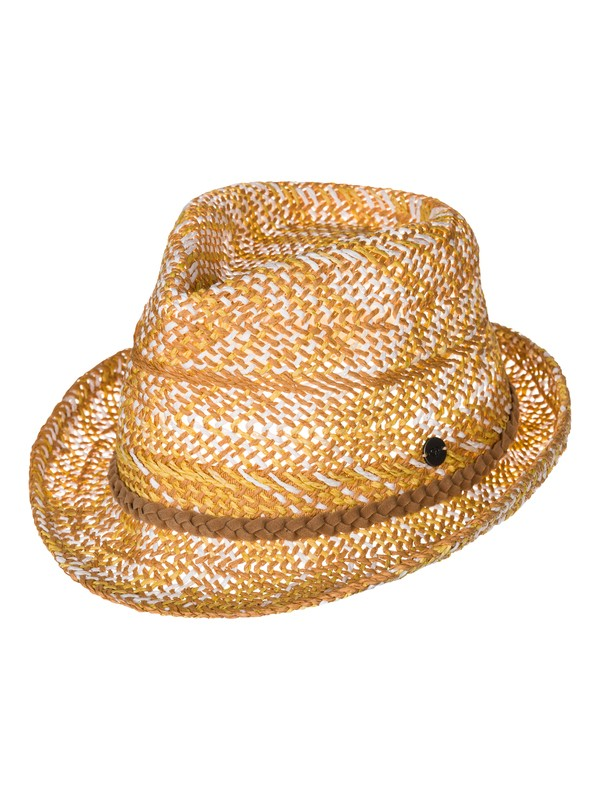 0 Big Swell - Straw Hat  ARJHA03087 Roxy
