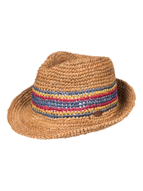 0 Horizon Straw Hat  ARJHA03098 Roxy
