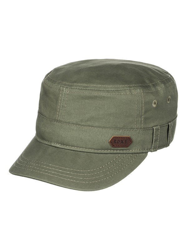 0 Castro Military Hat  ARJHA03101 Roxy