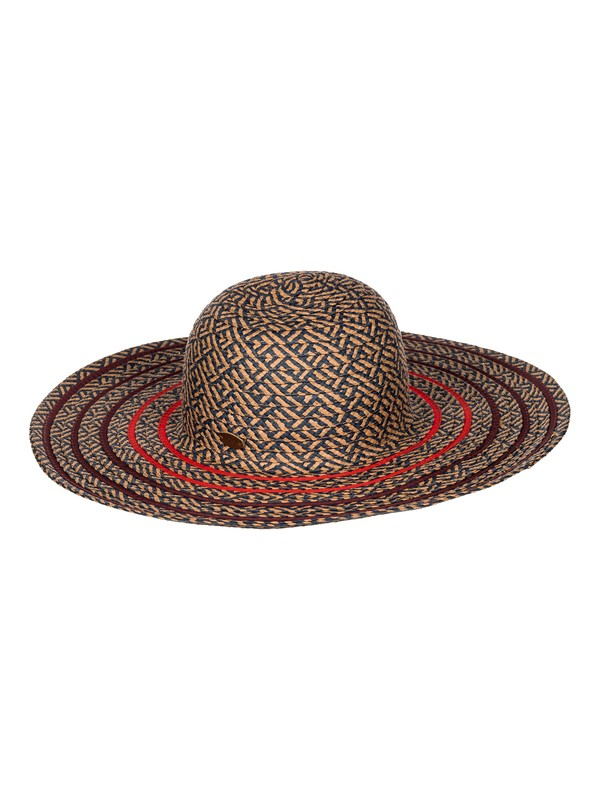0 Sea Worthy Straw Hat  ARJHA03109 Roxy