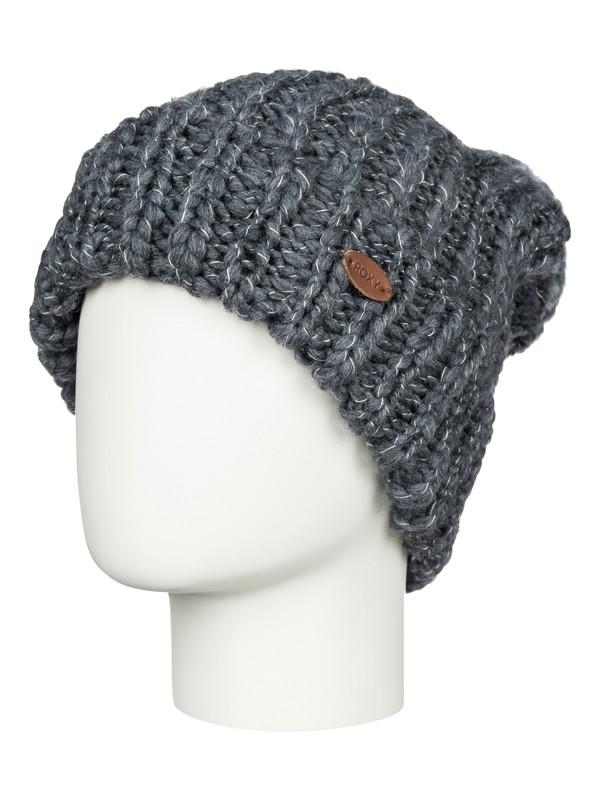 0 Seastate Knit Beanie  ARJHA03113 Roxy