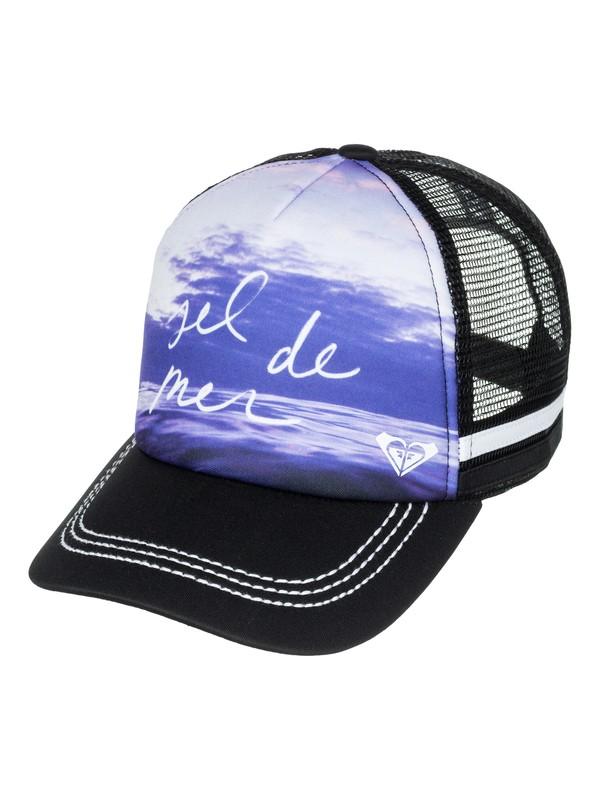 0 Dig This Trucker Hat  ARJHA03114 Roxy
