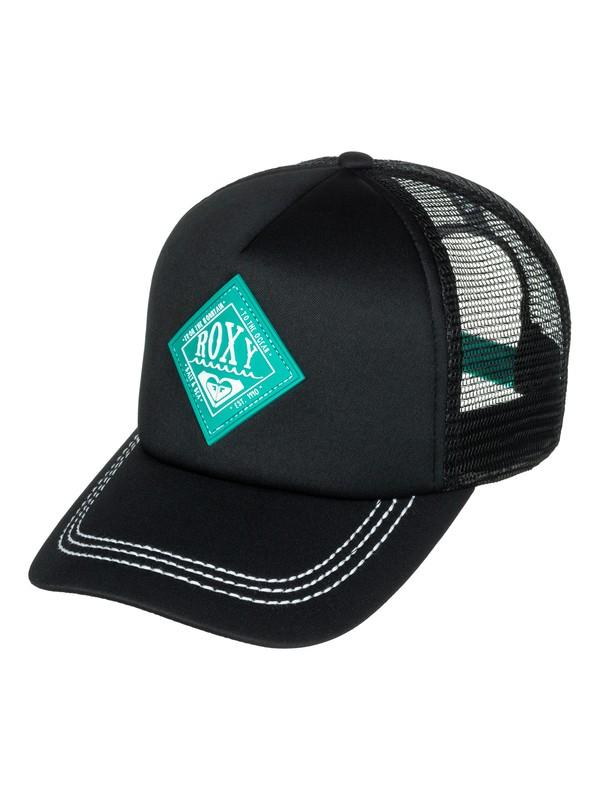 0 Racy Trucker Hat  ARJHA03115 Roxy