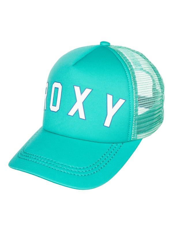 0 Truckin Trucker Hat  ARJHA03118 Roxy