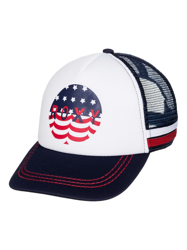 0 Dig This 4th of July Trucker Hat  ARJHA03133 Roxy