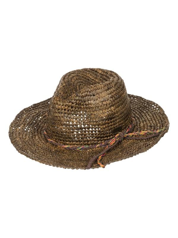 0 Seashore Straw Hat  ARJHA03141 Roxy