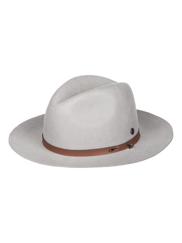 0 Off The Beaten Path Felt Hat  ARJHA03144 Roxy