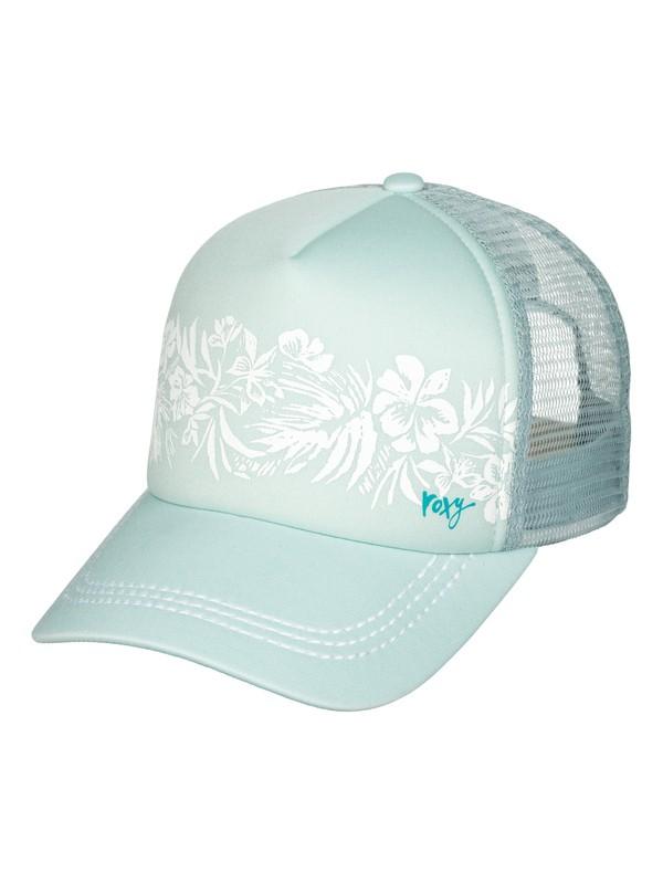 0 Truckin Trucker Hat  ARJHA03145 Roxy