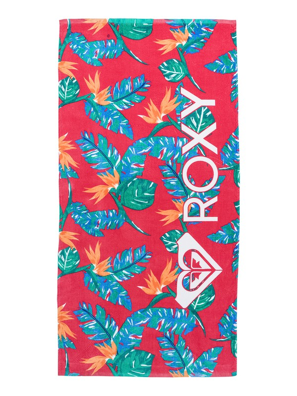 0 To The Sand - Printed Beach Towel  ARJHM03006 Roxy