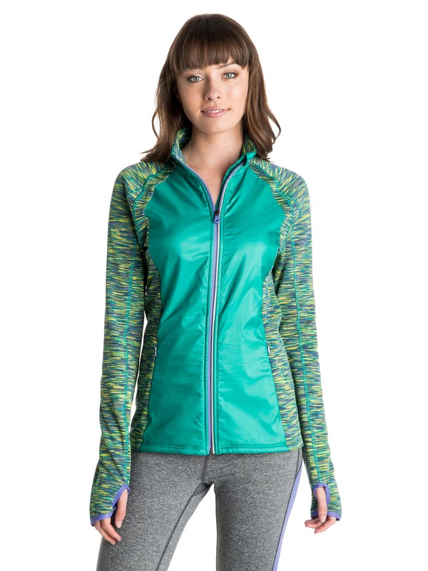 0 Carpe Viam Full Zip Jacket  ARJJK03017 Roxy