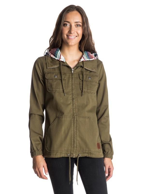0 Patch Jacket  ARJJK03024 Roxy