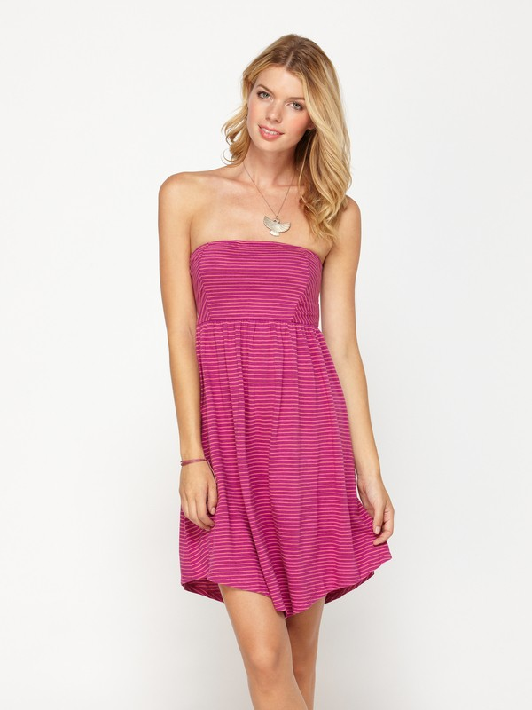 0 Seas the Day Dress  ARJKD00018 Roxy