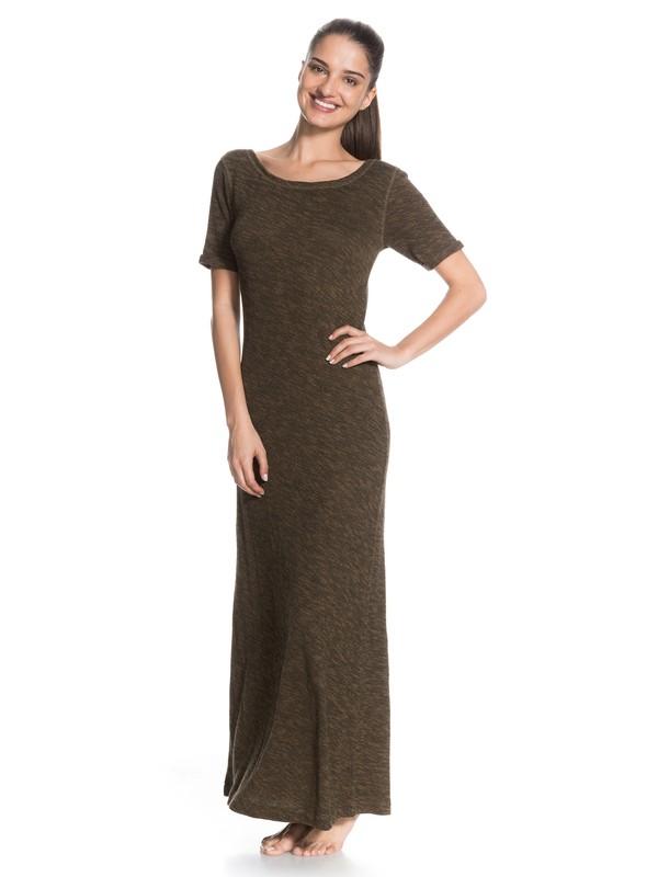 0 Take Time Dress  ARJKD03016 Roxy