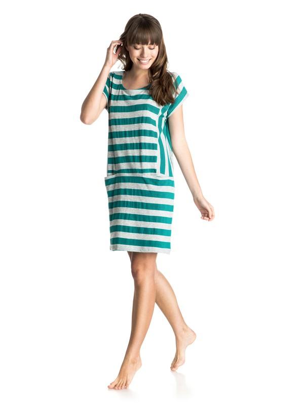 0 Seas The Day - T-Shirt-Kleid  ARJKD03076 Roxy