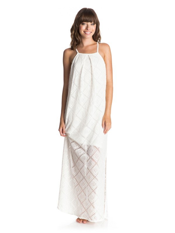 0 Gypsea Treasures Crochet Maxi Dress  ARJKD03113 Roxy